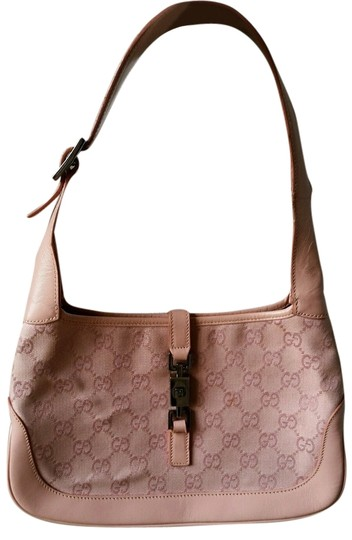 Preload https://img-static.tradesy.com/item/10368541/gucci-jackie-small-rose-canvas-and-leather-hobo-bag-0-1-540-540.jpg