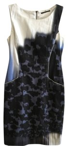 Elie Tahari Shift Work Dress