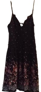 Forever 21 short dress Black Multi on Tradesy