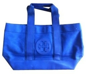Tory Burch Tote in Blue/purple