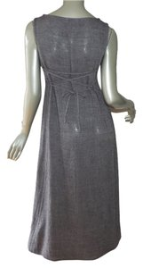 gray Maxi Dress by Eileen Fisher
