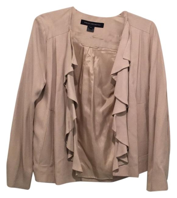 Preload https://item3.tradesy.com/images/french-connection-pale-pink-spring-jacket-size-4-s-10370392-0-1.jpg?width=400&height=650