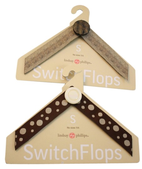 Lindsay Phillips Switchflops Switch Flops Brown Sandals