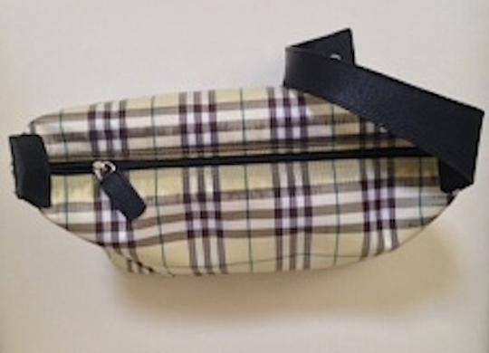 Burberry Toiletries Tote in Classic Nova Check