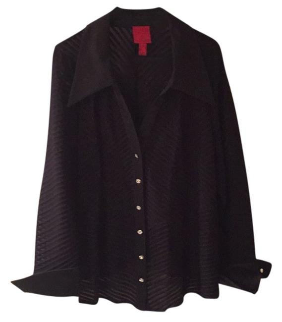 Preload https://item4.tradesy.com/images/js-collections-black-blouse-size-22-plus-2x-10374118-0-1.jpg?width=400&height=650