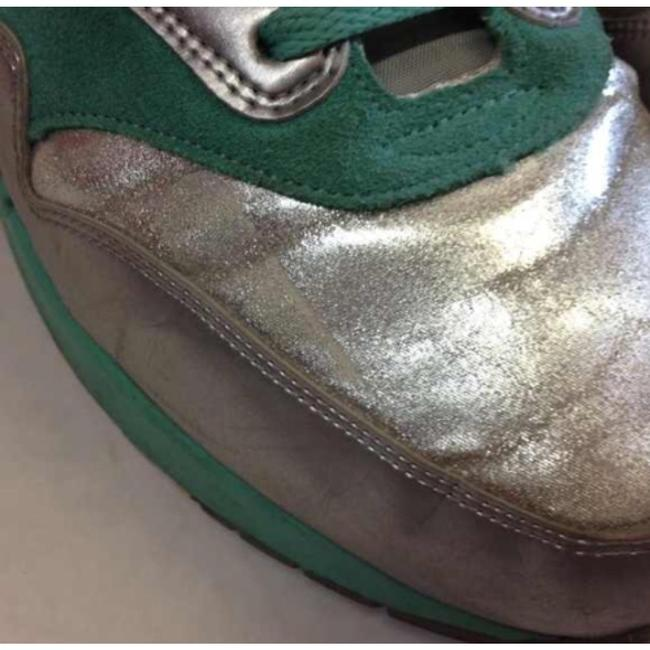 Nike Mint Silver Air Max 1 Sneakers Size US 11.5 Regular (M, B) Nike Mint Silver Air Max 1 Sneakers Size US 11.5 Regular (M, B) Image 3