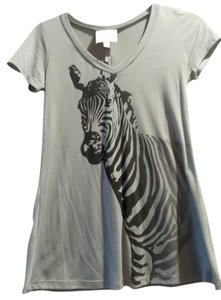Romeo & Juliet Couture T Shirt Grey