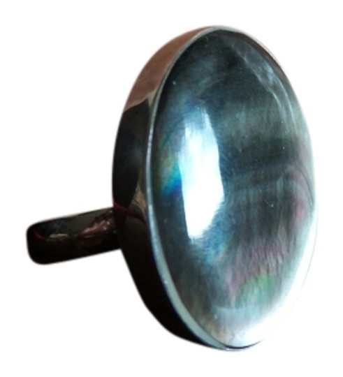 Other Mother of Pearl Adjustable Ring