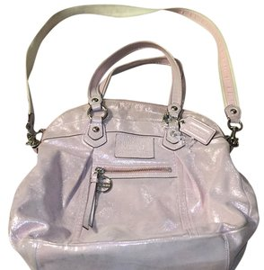 Coach Light Pink Messenger Bag