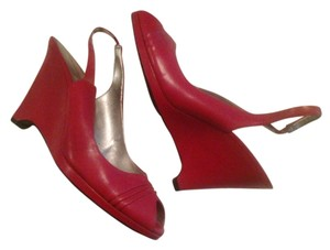 Marc Fisher Red Pumps