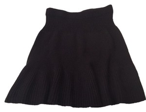 Urban Outfitters Mini Skirt Blaxk