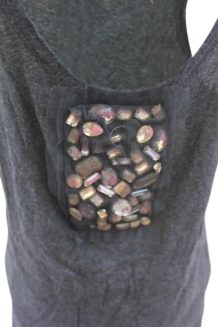 Preload https://item2.tradesy.com/images/jcrew-gray-with-stone-work-amazing-detail-the-front-has-rhinestone-design-tank-topcami-size-6-s-1037746-0-0.jpg?width=400&height=650