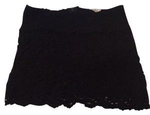 Urban Outfitters Mini Skirt Blac