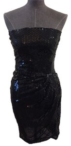 Emporio Armani Sequin Size 4 Dress