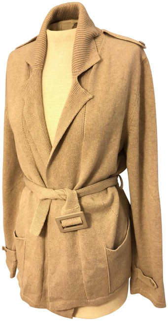 Preload https://item4.tradesy.com/images/agnes-b-taupe-style-t260lk71-of247108-sweaterpullover-size-10-m-10378738-0-3.jpg?width=400&height=650