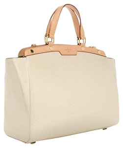 Louis Vuitton Ivory Beige Tote in Ivory/Beige