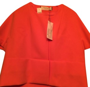 Marni Button Down Shirt Tangerine/Orange