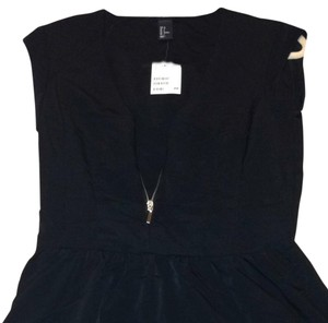 H&M short dress Black on Tradesy
