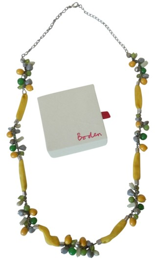 Preload https://item3.tradesy.com/images/boden-yellow-fabric-bead-necklace-10380877-0-1.jpg?width=440&height=440