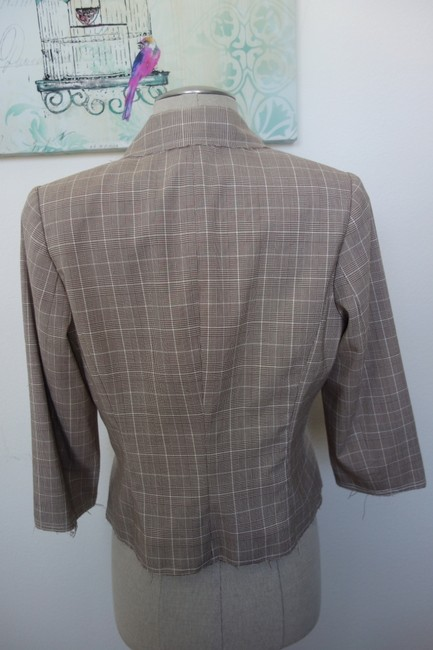 Other Italian One Of A Kind Jacket Jacket Pink and White Blazer