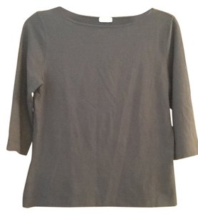 Three T Shirt Steel grey