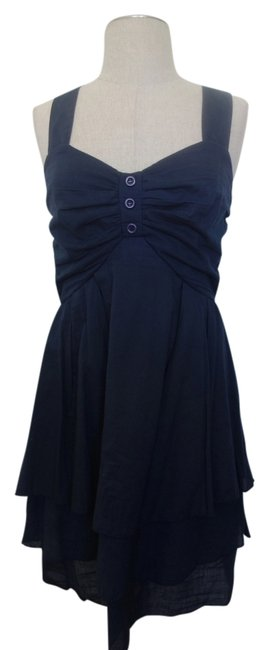Preload https://item1.tradesy.com/images/ruby-rox-navy-sexy-above-knee-short-casual-dress-size-6-s-1038325-0-0.jpg?width=400&height=650