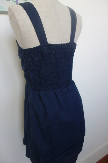 Ruby Rox short dress Navy Sexy on Tradesy