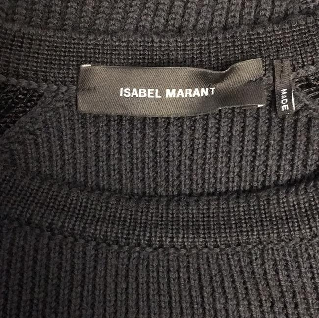 Isabel Marant Cut-out Wool Knit Sweater