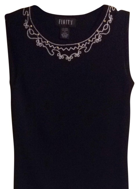 Finity Top Black