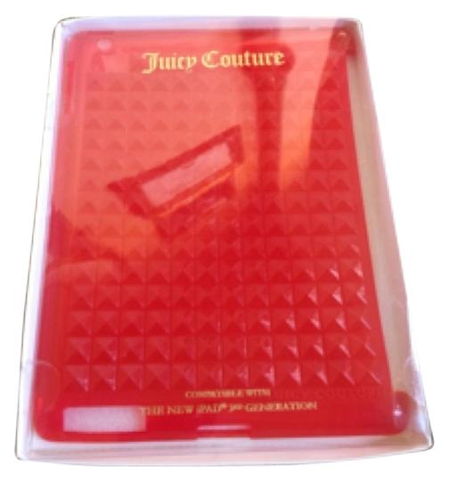 Preload https://img-static.tradesy.com/item/10384357/juicy-couture-ginger-red-ytrut093-tech-accessory-0-1-540-540.jpg