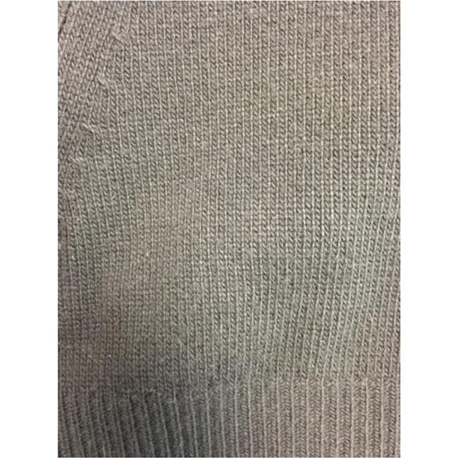Céline Cropped Cashmere Turtleneck Sweater