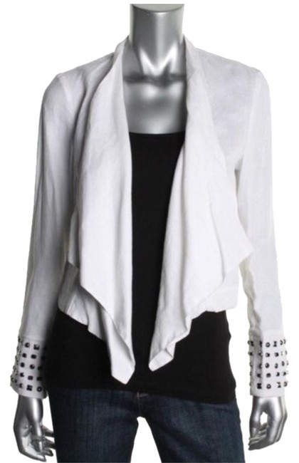 Preload https://item1.tradesy.com/images/inc-international-concepts-white-silver-casual-blazer-size-petite-4-s-10384540-0-1.jpg?width=400&height=650
