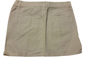 A|X Armani Exchange Mini Skirt White