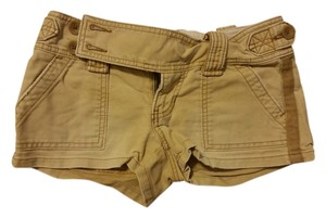 Abercrombie & Fitch Mini/Short Shorts Beige