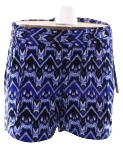 INC International Concepts Mini/Short Shorts Blue