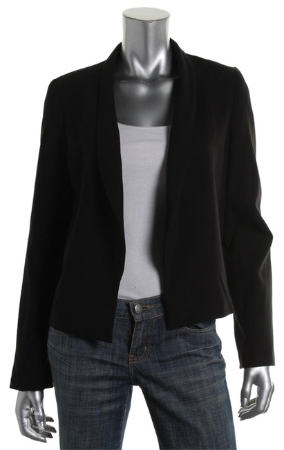 Preload https://item1.tradesy.com/images/bar-iii-black-style-number-mjw616blk-blazer-size-petite-4-s-10384960-0-1.jpg?width=400&height=650