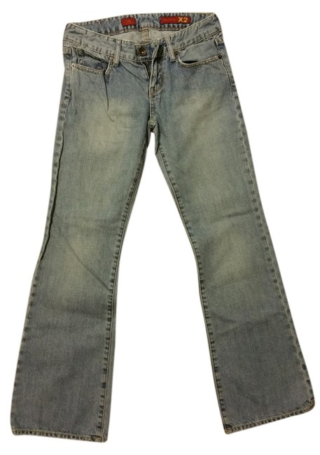 Preload https://item3.tradesy.com/images/express-light-blue-wash-boot-cut-jeans-size-os-one-size-10385392-0-1.jpg?width=400&height=650