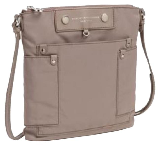 Item - Preppy Sia Taupe Nylon Cross Body Bag