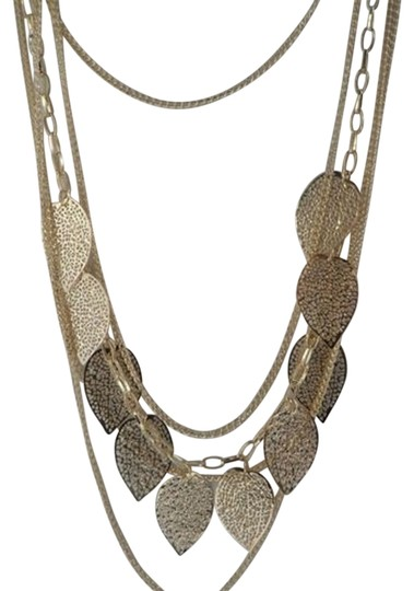 Preload https://item2.tradesy.com/images/unknown-layered-filigree-leaf-necklace-1038711-0-0.jpg?width=440&height=440