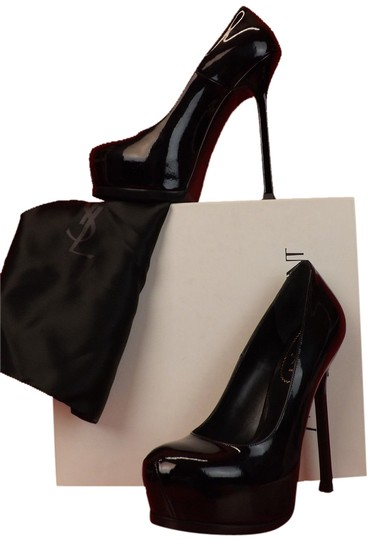 Preload https://item4.tradesy.com/images/saint-laurent-black-patent-leather-tribtoo-platform-pumps-size-eu-39-approx-us-9-regular-m-b-10387873-0-1.jpg?width=440&height=440