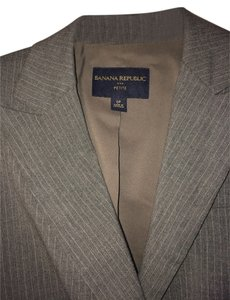 Banana Republic Pinstripe Two-Piece Suit