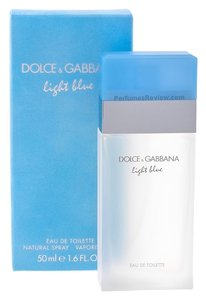 Dolce&Gabbana Dolce & Gabbana Light Blue Fragarance 1.6oz