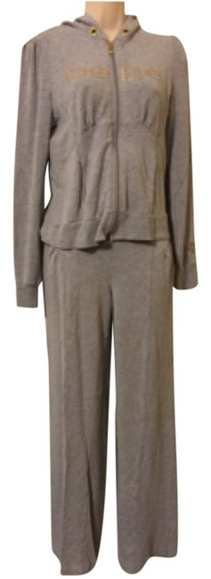 Preload https://item1.tradesy.com/images/bebe-sport-gray-pant-suit-size-8-m-10387915-0-1.jpg?width=400&height=650