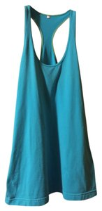 Lululemon Lulu Lemon Cool Racerback Top Blue/Teal
