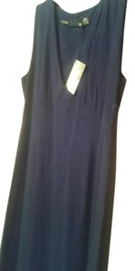 Moschino short dress midnight blue/black on Tradesy