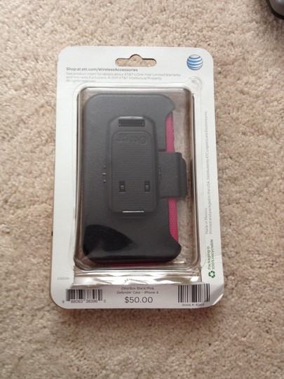 OtterBox Otter Box iPhone 4 defender series case and holster