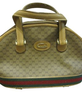 Gucci Vintage Vintage Satchel in brown