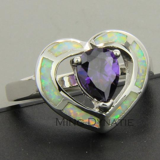 Multi Colored Bogo Free New Opal Free Shipping Ring