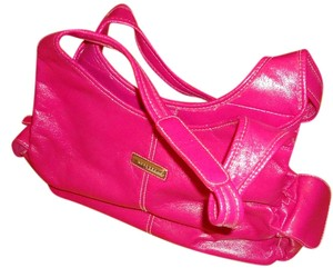 Rosetti Satchel in hot pink