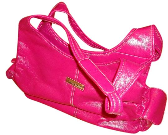 Preload https://item4.tradesy.com/images/rosetti-hot-pink-faux-leather-satchel-10390873-0-1.jpg?width=440&height=440